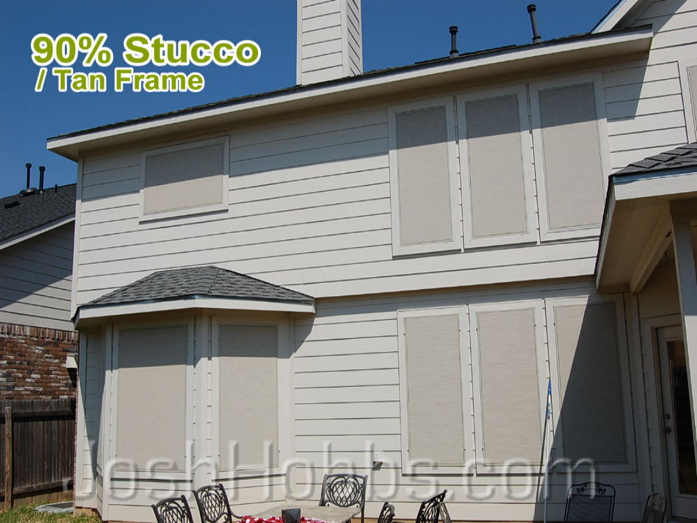Cedar Park TX Window Sun Shade Screens